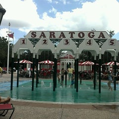 Photo taken at Disney's Saratoga Springs Resort & Spa by Kelly P. on 10/21/2012