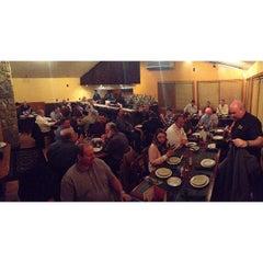 Photo taken at Rio's Brazilian Steak House by David L. on 1/27/2014