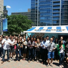 Photo taken at PBS Headquarters by Ben & Jerry's Truck East on 6/14/2013