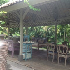 Photo taken at Villa Balquisse Bali by Kornelija K. on 4/19/2013