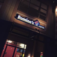 Photo taken at UCF Dominos (Campus) by SirZac on 3/4/2015