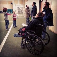 Photo taken at Salvation Army Kroc Center by Scott M. S. on 3/29/2014