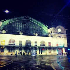 Photo taken at Basel SBB Railway Station (ZDH) by Nadin K. on 5/1/2013