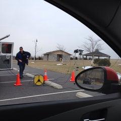 Photo taken at Wayne A Grube Memorial Park by Jennifer G. on 1/20/2014