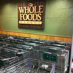 Photo taken at Whole Foods Market by Whitney A. on 10/11/2012