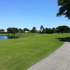 Photo taken at Boca Country Club by Dan M. on 5/8/2013