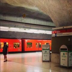 Photo taken at Metro Kamppi by Kate K. on 7/27/2013