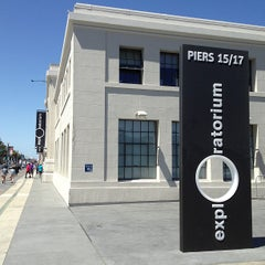 Photo taken at Exploratorium by Mark W. on 4/23/2013
