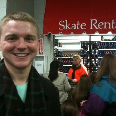 Photo taken at Columbia Ice Rink by Piper C. on 12/29/2012