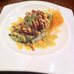 Photo taken at Katana Sushi by Piper C. on 12/17/2013