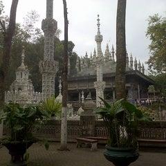 Photo taken at Masjid Tiban Turen by Zesta R. on 8/4/2013