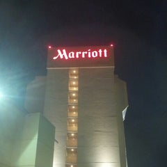 Photo taken at Marriott Cleveland Airport by Michael P. on 11/23/2012