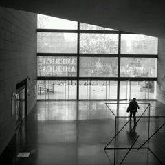 Photo taken at IVAM - Institut Valencià d'Art Modern by Aline A. on 1/3/2013