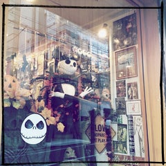 Photo taken at BANDIT-Selected Toys by うらら on 11/20/2013