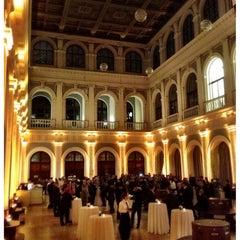 Photo taken at Handelskammer Hamburg by Arne K. on 11/6/2012