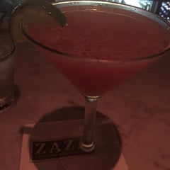 Photo taken at ZAZA Italian Gastrobar & Pizzeria by Sophie on 9/20/2015