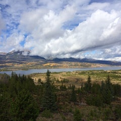 Photo taken at Sapphire Point Overlook by Edwin K. on 9/22/2014