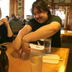 Photo taken at Toyoda Sushi by Emily K. on 6/22/2014