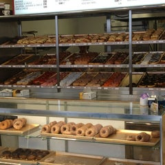 Photo taken at Shipley Donuts by Kelly W. on 1/26/2013
