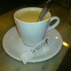 Photo taken at Bar la Bellota by Daniel M. on 10/25/2012
