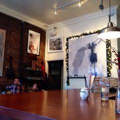 Photo taken at Rafaella Cafe by Diane C. on 12/21/2013