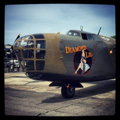 Photo taken at American Airpower Museum by Manny G. on 5/20/2015