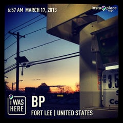 Photo taken at BP by Manny G. on 3/17/2013