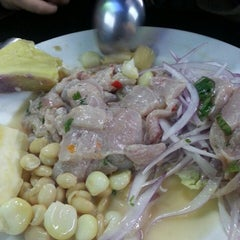 Photo taken at Cevicheria Picanteria El Paisa by Guillermo G. on 6/29/2013
