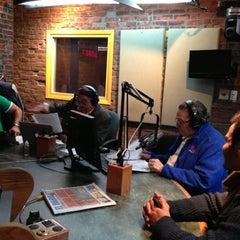 Photo taken at La Mega sbs radio by Jhonny M. on 12/14/2012