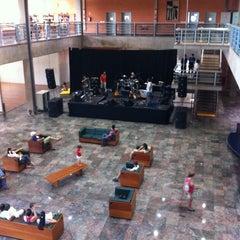 Photo taken at Sesc Araraquara by Marcos N. on 12/30/2012