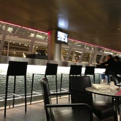 Photo taken at SWISS Business Class Lounge by wdb 0. on 2/1/2013