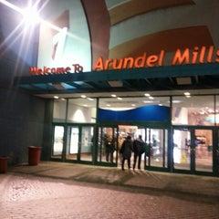 Photo taken at Arundel Mills by Warren ♏. on 2/9/2013