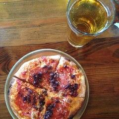 Photo taken at SPIN! Neapolitan Pizza Olathe by Collin M. on 3/24/2013