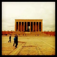 Photo taken at Ankara by Victor G. on 3/28/2013