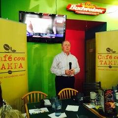 Photo taken at Hugo's Spanish Restaurant by Jonny T. on 10/17/2014