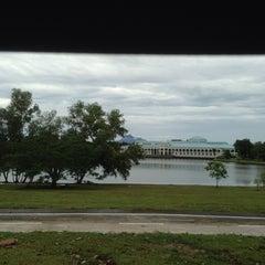 Photo taken at Pustaka Negeri Sarawak (Sarawak State Library) by nedya n. on 6/12/2013