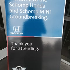 Photo taken at Ralph Schomp BMW by Tim J. on 11/18/2014