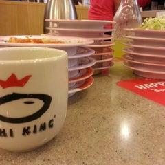 Photo taken at Sushi King by Jennifer H. on 3/9/2015