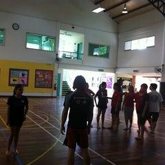 Photo taken at Kinabalu International School (KIS) by Caroline A. on 1/28/2013