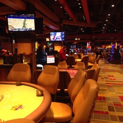 Photo taken at Lady Luck Casino Nemacolin by Bill G. on 1/10/2015