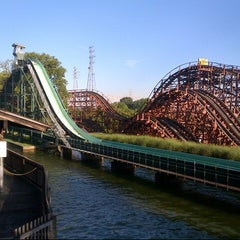 Photo taken at Kennywood Park by Bill G. on 7/26/2013