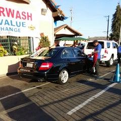 Photo taken at High Street Car Wash by tae k. on 10/21/2013