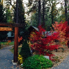 Photo taken at Black Bear Inn by Aleasha P. on 10/25/2013