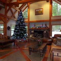 Photo taken at Black Bear Inn by Aleasha P. on 12/15/2013