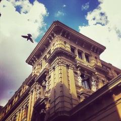 Photo taken at TJSP - Palácio da Justiça by Marc E. on 2/12/2013