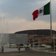 Photo taken at Parque Guanajuato Bicentenario by Saul A. on 4/25/2013