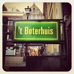 Photo taken at 't Boterhuis by Dennis V. on 10/15/2012