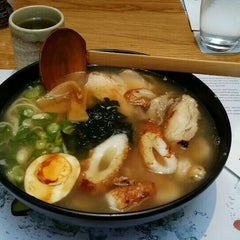 Photo taken at Wagamama by Angela A. on 10/31/2015