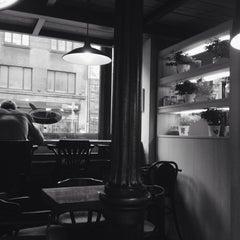 Photo taken at Fabrika by Dina L. on 8/12/2014