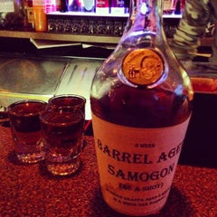 Photo taken at Satchmo's Bar & Grill by Ray E. on 8/28/2014